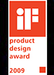 iF product design award 2009 für Zeitform-Design GmbH